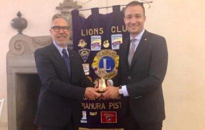piana. STEFANO MARTINI, NUOVO PRESIDENTE DEL LIONS CLUB