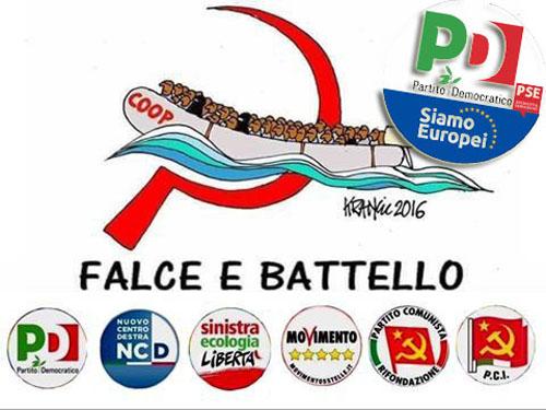 accoglienza. L'ITALIA DEVE PRENDERE TUTTI