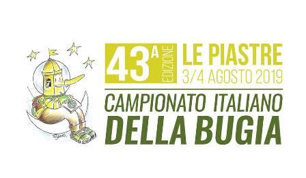 cinque giorni. IL CAMPIONATO ITALIANO DELLA BUGIA SI MOLTIPLICA