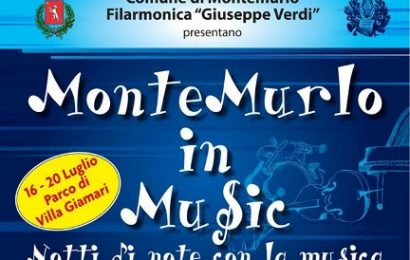 "LA MONTEMURLO IN MUSIC CONTINUA CON ""THE VOICES OF MONTEMURLO"""