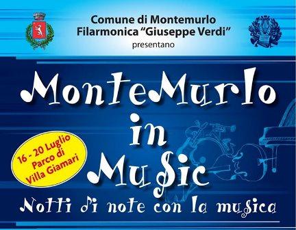 """LA MONTEMURLO IN MUSIC CONTINUA CON """"THE VOICES OF MONTEMURLO"""""""