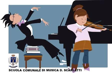 montale. RIAPRE LA SCUOLA COMUNALE DI MUSICA SCARLATTI