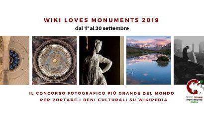 WIKI LOVES MONUMENTS ARRIVA A PRATO