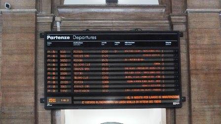 treni. LA DIRETTISSIMA PRATO — BOLOGNA CHIUSA FINO AL 2 SETTEMBRE