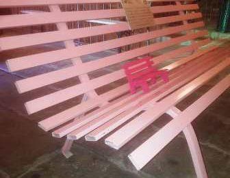 """aperitivo in rosa. UNA """"PANCHINA"""" PER LAMPORECCHIO"""