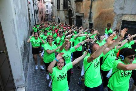 "emozioni in movimento. IL FORMAT OUTDOOR ""STREET WORKOUT"" ARRIVA A MONTECATINI"