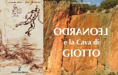 libri. LEONARDO E LA CAVA DI GIOTTO