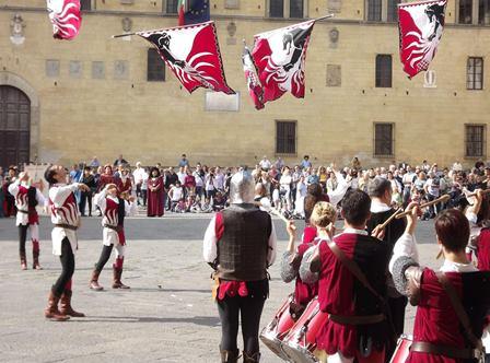 A PISTOIA LA SECONDA EDIZIONE DEL FESTIVAL DEI LUOGHI MEDIEVALI