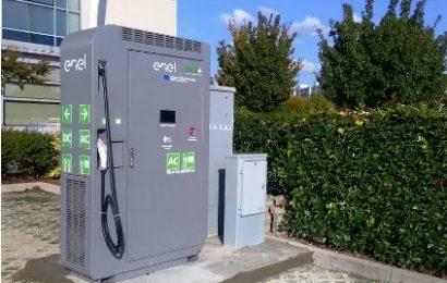 mobilità elettrica. CON PROGETTO EVA+ IN ITALIA E AUSTRIA ATTIVE TUTTE LE 200 STAZIONI DI RICARICA