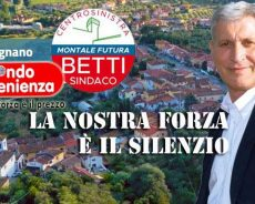 montale. BETTI'S CITY OF LIES, L'ORA DELLA VERITÀ