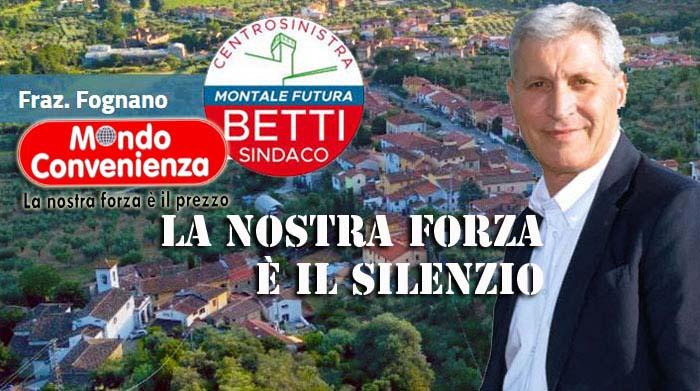 montale. BETTI'S CITY OF LIES, L'ORA DELLA VERITÀ