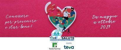 """""""TOUR DELLA SALUTE"""" E """"CRESCENDO IN SALUTE"""": IL DOPPIO TOUR FA TAPPA A PISTOIA"""