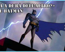 le nebbie di avalon. ANCHE BATMAN COMINCIA A STUFARSI: COME SONO ANDATE A FINIRE DUE O TRE COSETTE STRANE DI AGLIANA?