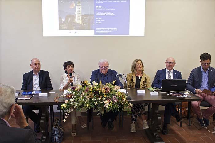 PROJECT MANAGER PER IL TURISMO, EVENTO DI FINE CORSO E SPEED MEETING