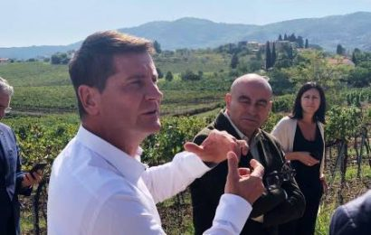 «L'AGRICOLTURA 4.0 SARÀ IL NOSTRO MANTRA, MA DOBBIAMO ESSERE ACCOMPAGNATI»