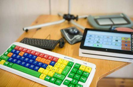ausili per la disabilità. IL LABORATORIO E IL CENTRO TRASFERITI NELL'EX OSPEDALE DEL CEPPO