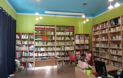 "sambuca. RIAPRE LA BIBLIOTECA COMUNALE ""FRANCESCO MARTINI"""