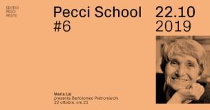 pecci school. WOMEN IN ART. MARIA LAI PRESENTATA DA BARTOLOMEO PIETROMARCHI