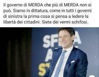 """montale. """"VANNUCCI DIA IL BUON ESEMPIO INVECE DI OFFENDERE!"""""""
