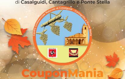 """serravalle. NASCE """"COUPONMANIA"""" l'INIZIATIVA DEL CCN DI CASALGUIDI, CANTAGRILLO E PONTE STELLA"""