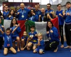 IL TEAL MARTORANA FA INCETTA DI MEDAGLIE ALL'WORD TRADITIONAL KUNG FU CHAMPIONSHIP