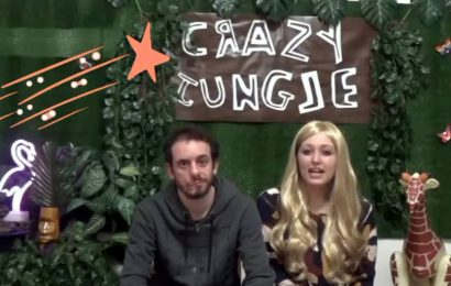 "mondo web. ""CRAZY JUNGLE"" DI SILVIA E RICCARDO"