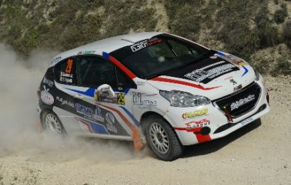 "rally delle marche. SIMONE BARONCELLI ALL'APPELLO ""ADRIATICO"""