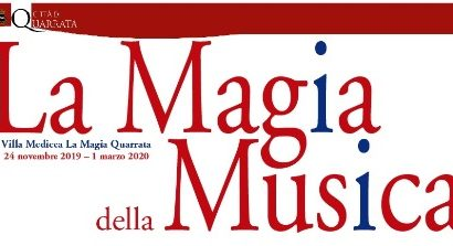 """NELLA VILLA MEDICEA INIZIA LA RASSEGNA """"LA MAGIA DELLA MUSICA"""""""
