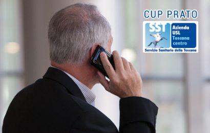 cup. IL CALL CENTER FUNZIONA CHIAMANDO LO 055 54 54 54