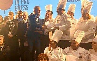 """food & wine in progress 2019. A PAOLO MATI IL PREMIO """"ETICA AZIENDALE"""""""