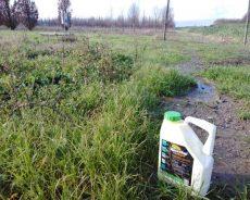 pesticidi. FABRIZIO NEROZZI CONTRATTACCA