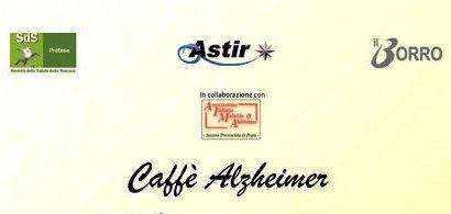 """""""CAFFÈ E ATELIER ALZHEIMER"""", A MONTEMURLO LA PRIMA TAPPA"""