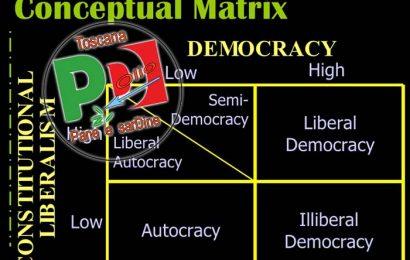 democrazia illiberale. E LE STELLE SI STANNO A GRATTARE