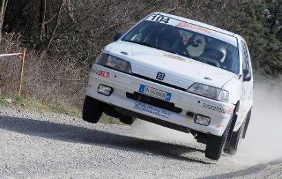 JOLLY RACING TEAM IN EVIDENZA AL RALLY VAL D'ORCIA