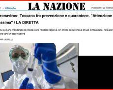 """coronavirus. MEDICI DI BASE: «MA IN CHE MANI SIAMO FINITI?». E UN NUOVO """"SUSSURRO"""" DA HITACHI"""