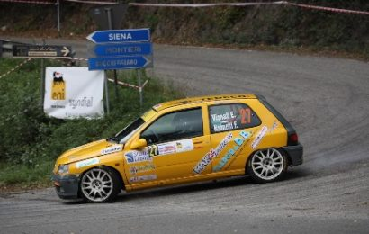 "JOLLY RACING TEAM ALLA ""PRIMA"" STAGIONALE SULL' ASFALTO DELL' ADRIA RALLY SHOW"
