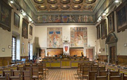 covid-19. CONSIGLIO COMUNALE A PORTE CHIUSE