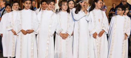 diocesi. SOSPESE E RINVIATE LE CELEBRAZIONI DI CRESIME E COMUNIONI