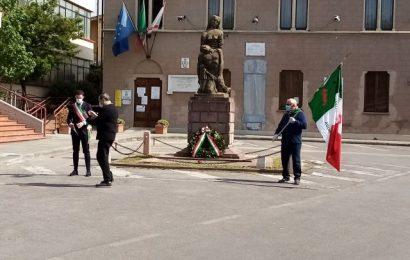 covid-19 & ostinati. 25 APRILE AD AGLIANA, L'ANPI CELEBRA MA CON DUE RAPPRESENTANTI