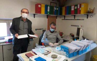 coronavirus-quarrata. DA OGGI POMERIGGIO PARTE LA DISTRIBUZIONE DELLE MASCHERINE