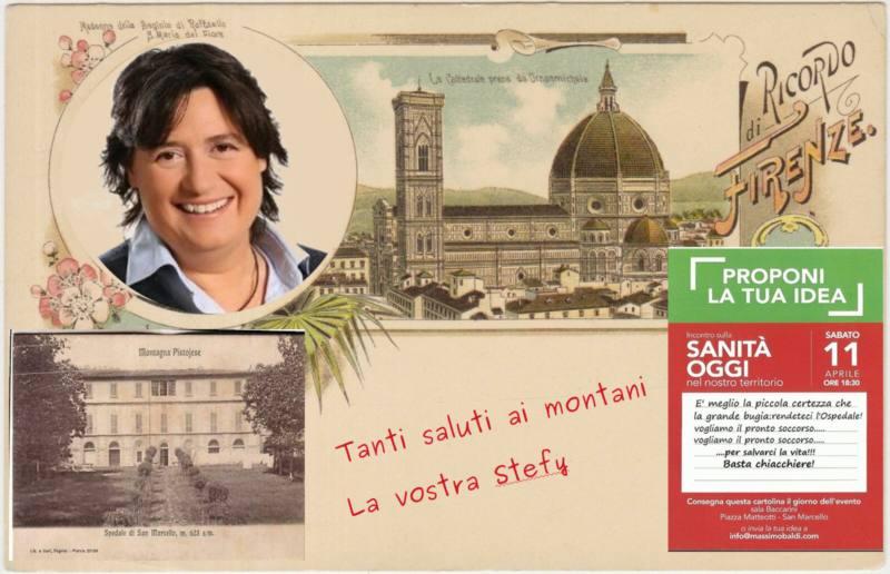 san[t]ità montana. «SPROFONDO IN ROSSI». III EPISODIO: CARTOLINE DALL'IMPERO