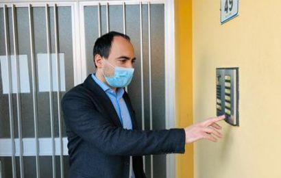 coronavirus-montemurlo. CONSEGNATE A DOMICILIO A TEMPO DI RECORD LE MASCHERINE