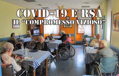 """covid-19 & salute. RSA: EMILIA E TOSCANA, FIORI ALL'OCCHIELLO DEI """"RADICAL-ROLEX"""""""