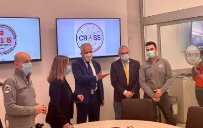 coronavirus. CHIUDONO STASERA LE ATTIVITÀ DELLA CROSS LEGATE ALLA EMERGENZA
