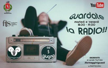 """montemurlo. IL TEATRO-RAGAZZI NON SI FERMA, SUL WEB ARRIVA """"GUARDATE LA RADIO!"""""""