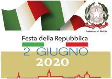 PISTOIA CELEBRA IL 74° ANNIVERSARIO DELLA REPUBBLICA ITALIANA