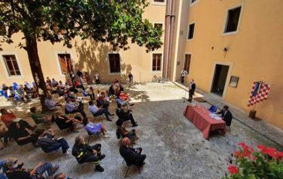 CONFERITA LA CITTADINANZA ILLUSTRE A SILVANO FEDI