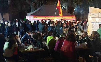 monsummano. TRE GIORNI DI STREET FOOD FEST IN PIAZZA