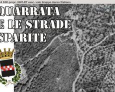 """quarrata, gioie & dolori. STRADE CHE VENGONO CHIUSE E STRADE CHE SPARISCONO SUL MONTALBANO """"ZONA DI TUTELA AMBIENTALE"""". 8"""
