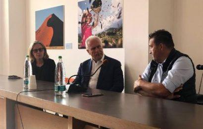 regionali. FRATONI: «SE VINCE GIANI, IL PID DEL DISTRETTO VIVAISTICO SARA' FINANZIATO»